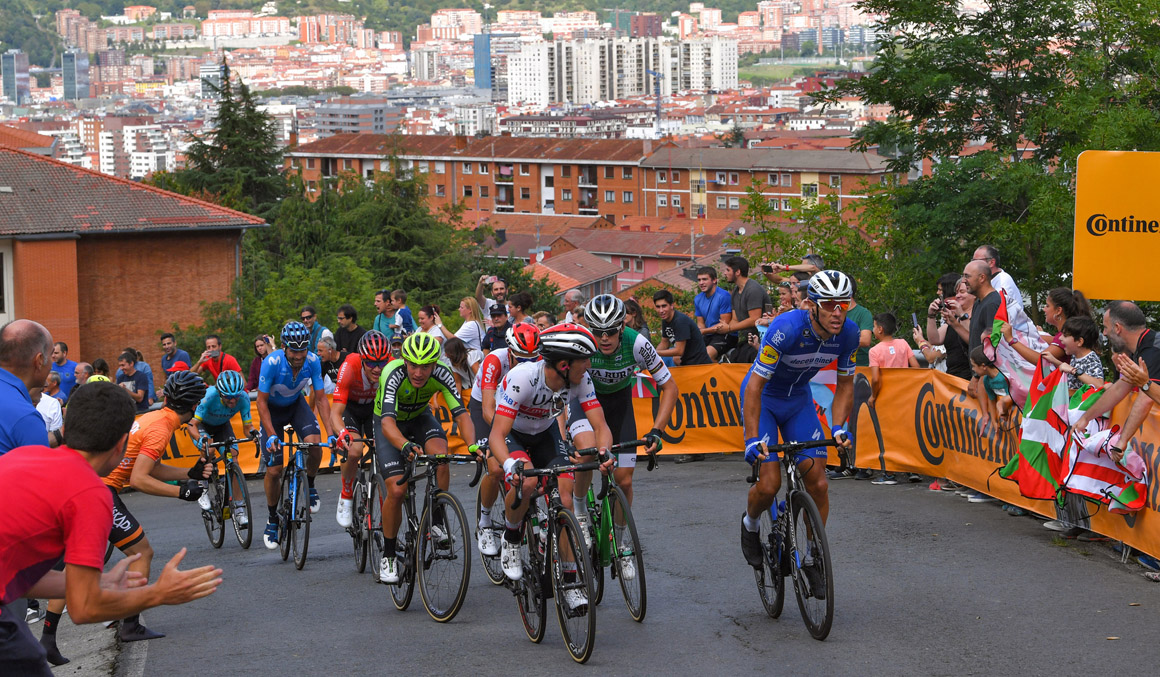 La Vuelta a España 2020 vuelve al País Vasco con finales en Eibar y Valdegobía