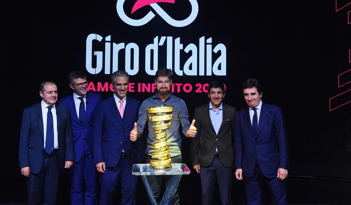 El Giro 2020 presenta un recorrido equilibrado y muy duro en su última semana