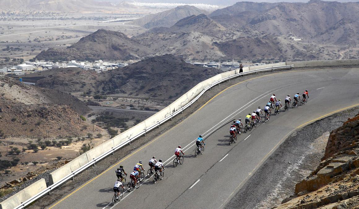 Nace Saudi Tour, la nueva carrera en el desierto de ASO