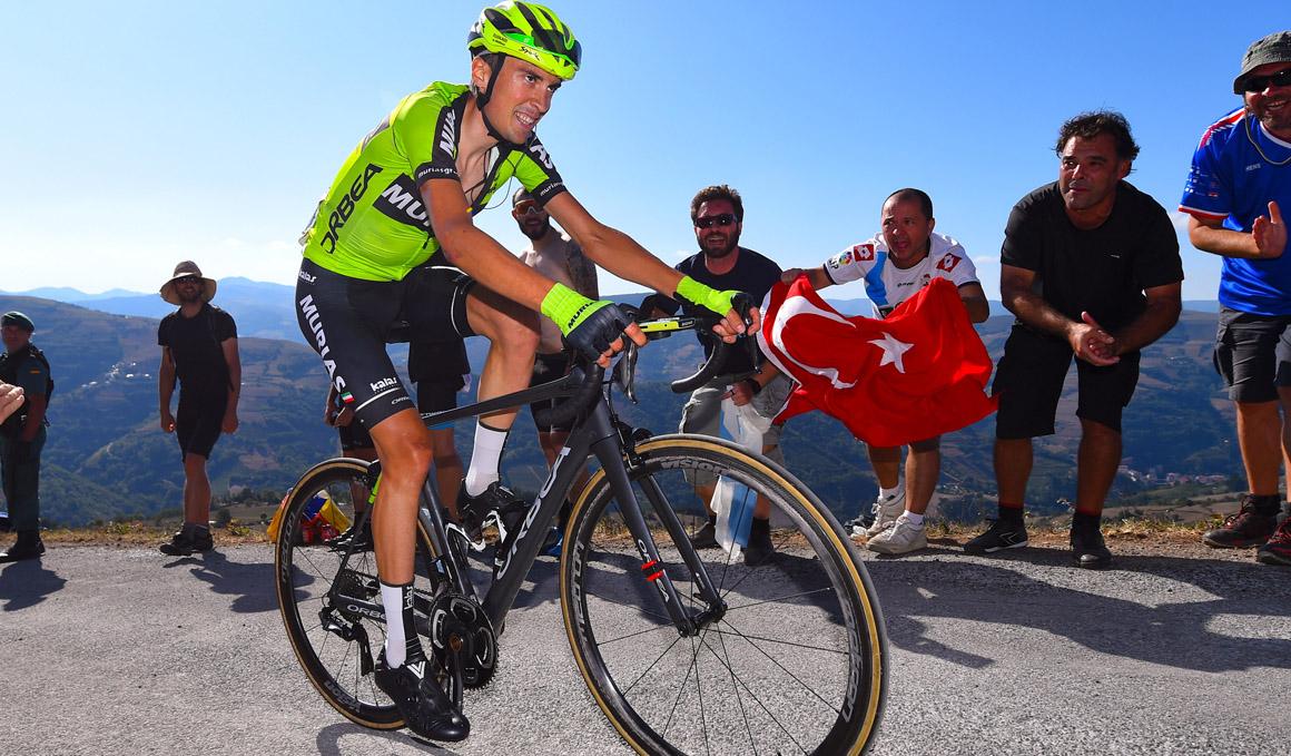 "Óscar Rodríguez: ""Estoy muy motivado por empezar con Astana"""
