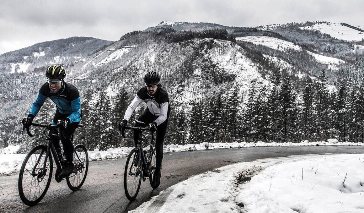 Entrenar en invierno: deportes alternativos al ciclismo