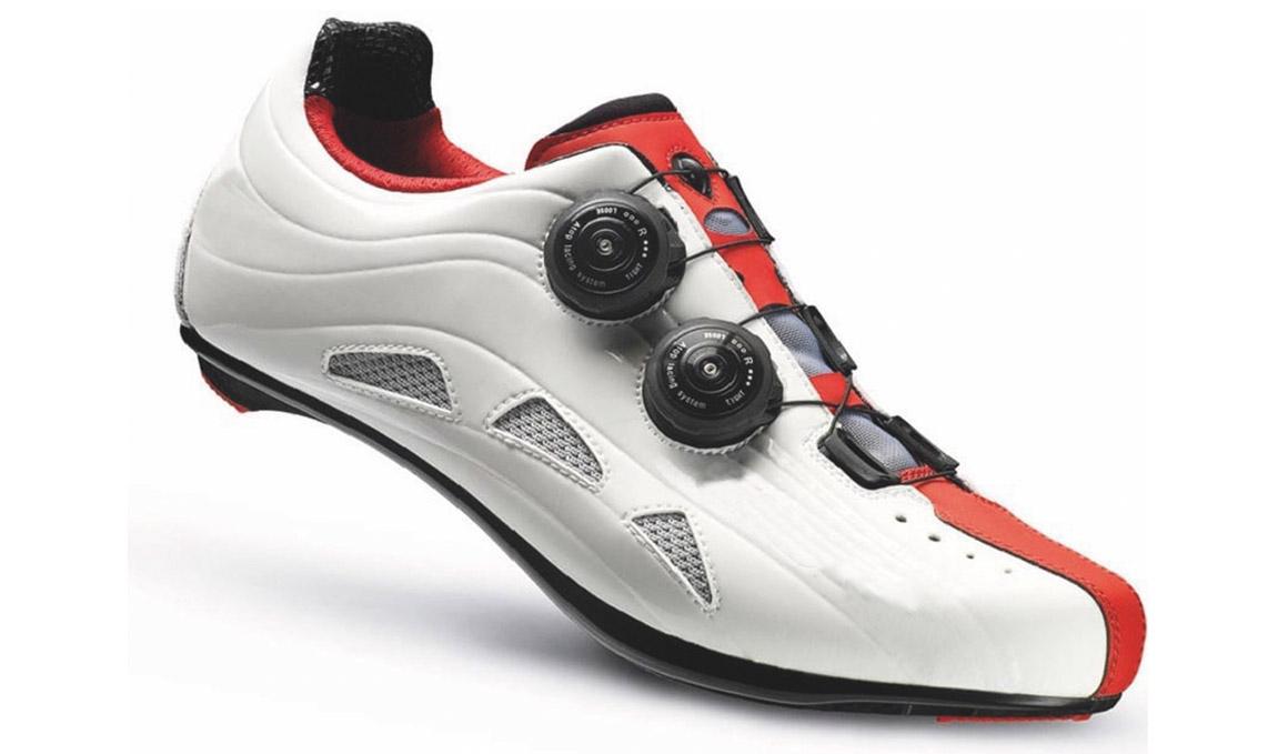 Biomecánica: las zapatillas en el ciclismo de carretera