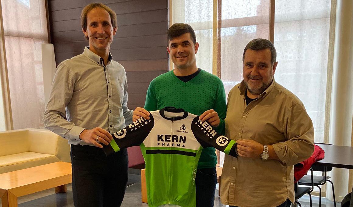Pablo Urtasun se incorpora como director al Equipo Kern Pharma