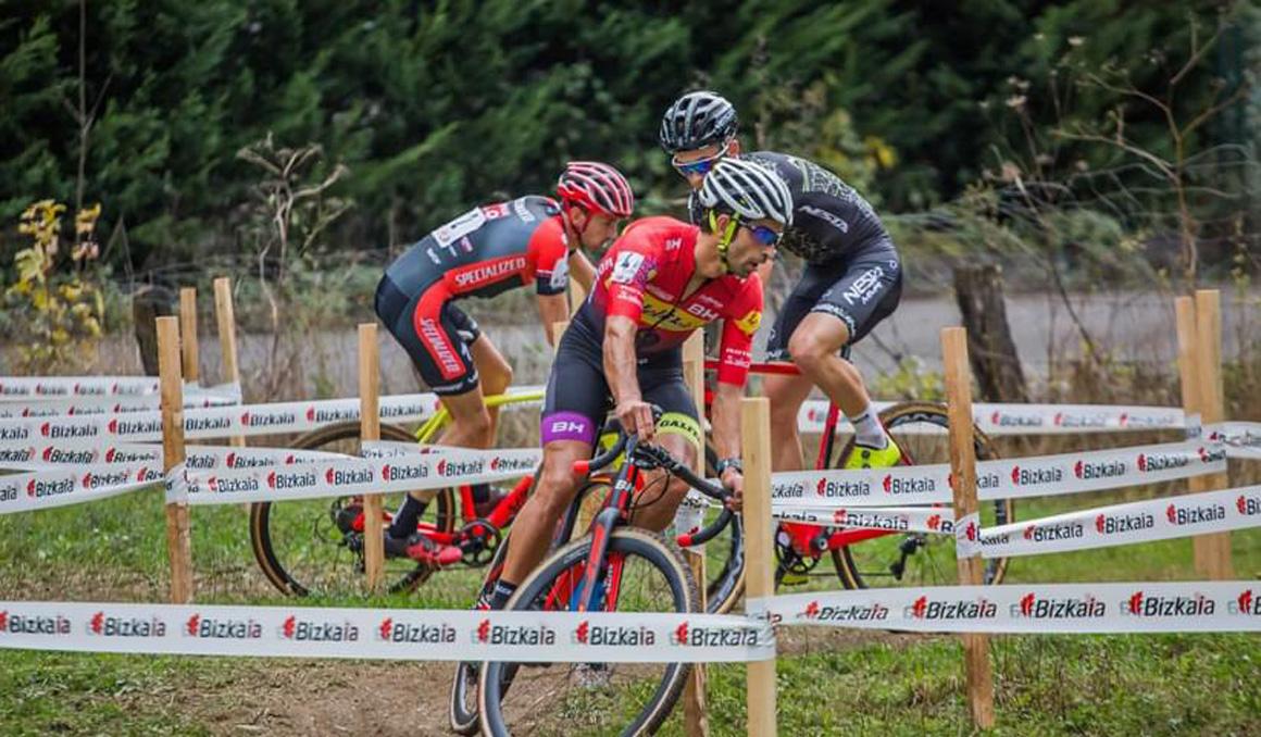 El XXVII Ciclocross Karrantza da continuidad a la Copa de España