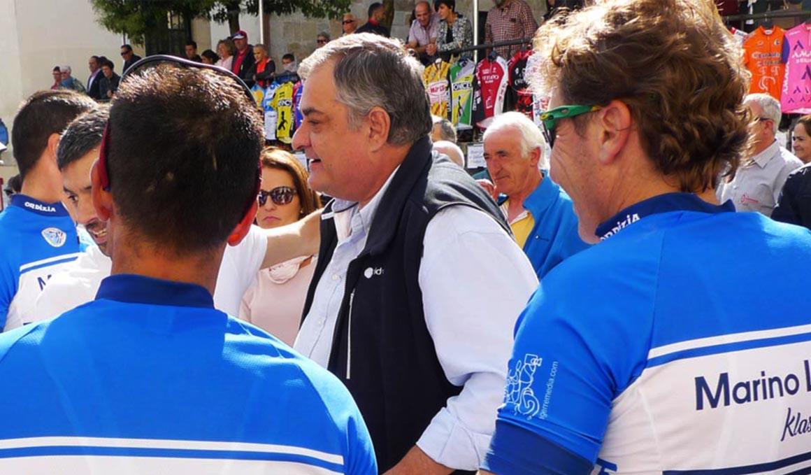 Manolo Saiz, el hombre que revolucionó el ciclismo