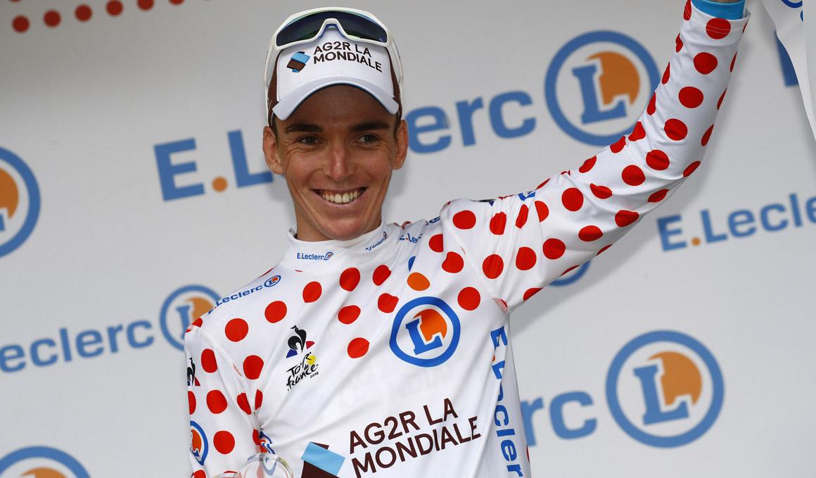 Romain Bardet correrá Giro y Vuelta en 2020 y descarta el Tour