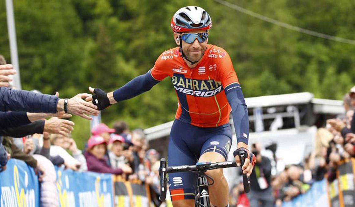 Vincenzo Nibali cumple 35 años: repasamos su carrera en imágenes