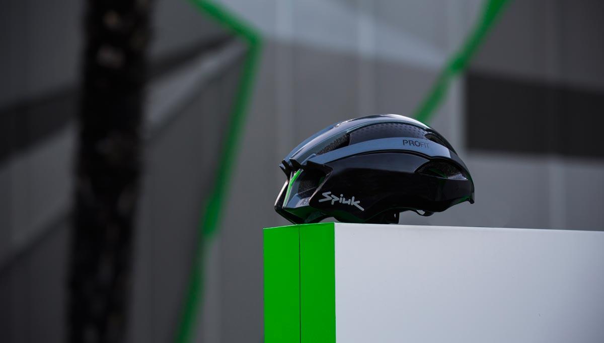 Profit Aero, el casco de Spiuk para arañar segundos al crono