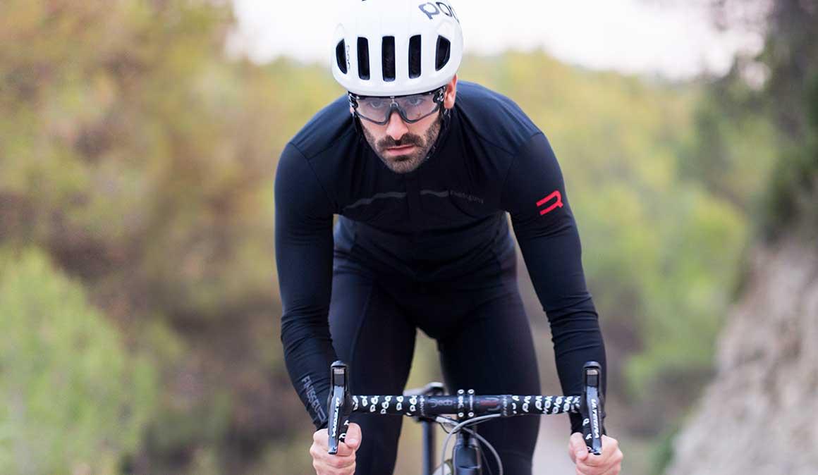 Colección de invierno Finisseur para pedalear con frío