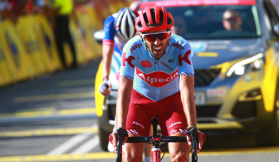 Dani Navarro se incorpora al Israel Cycling Academy