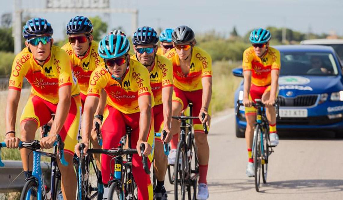 Confirmadas las cuotas para Tokio 2020: España tendrá 5 ciclistas en la prueba en línea