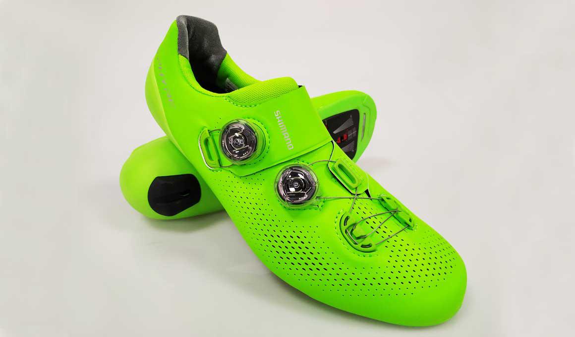 Prueba: Zapatillas Shimano S-Phyre RC9