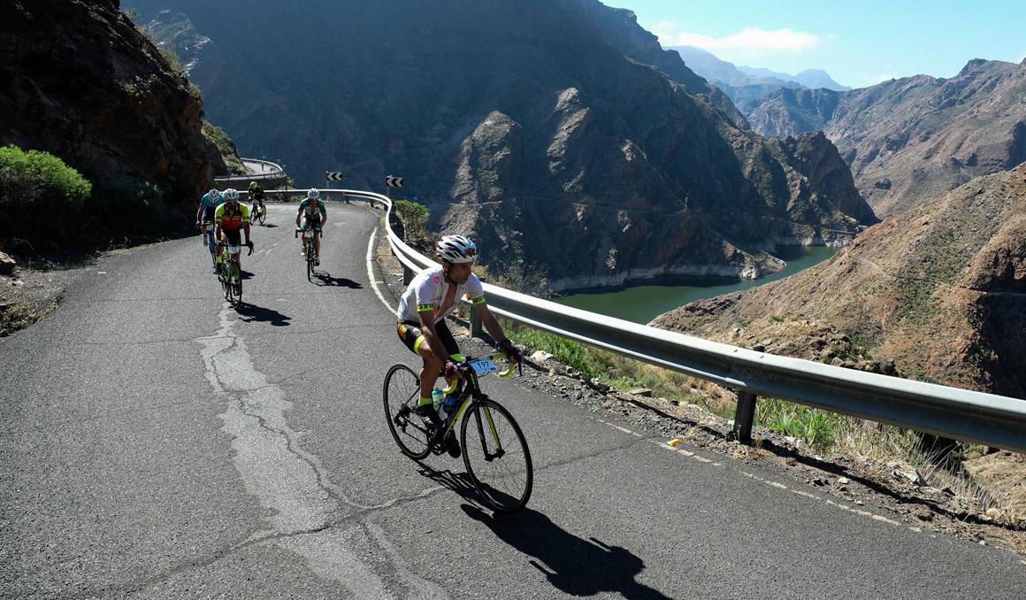 Últimos días de inscripción para la Gran Canaria Bike Week