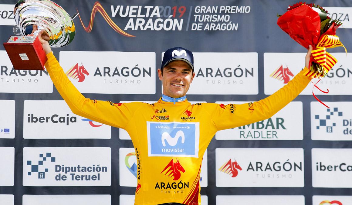 La Vuelta a Aragón no se celebrará en 2020