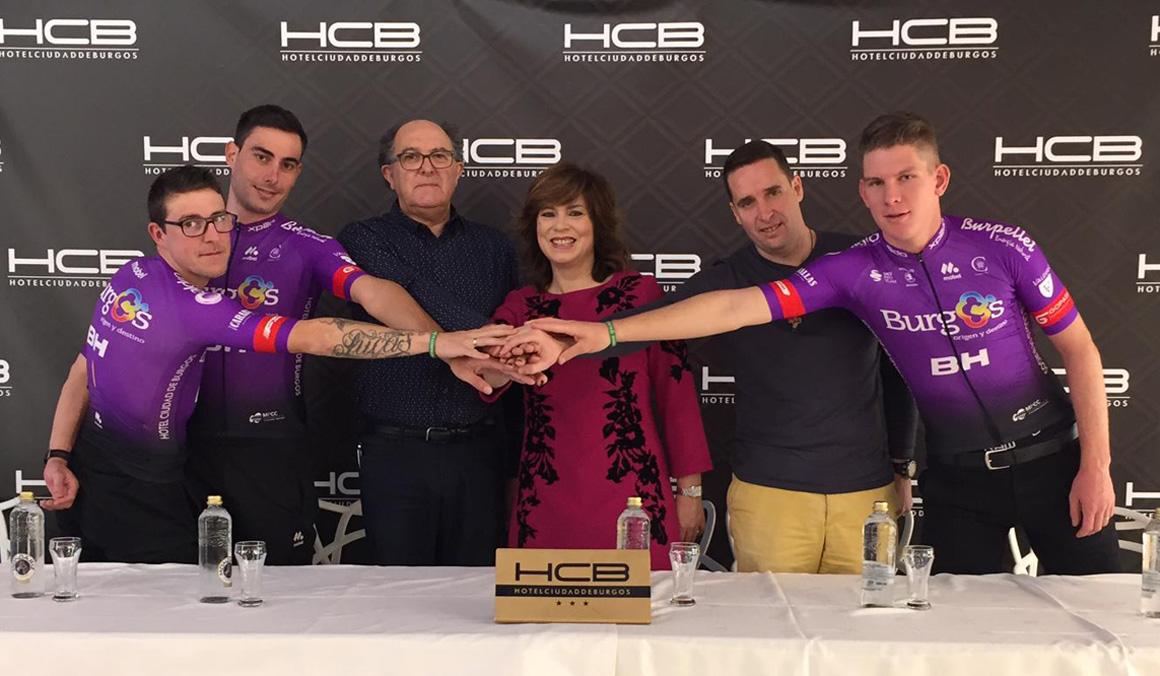 Burgos-BH presenta su maillot para 2020