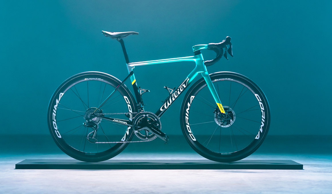 Astana competirá con bicicletas Wilier Triestina a partir de 2020
