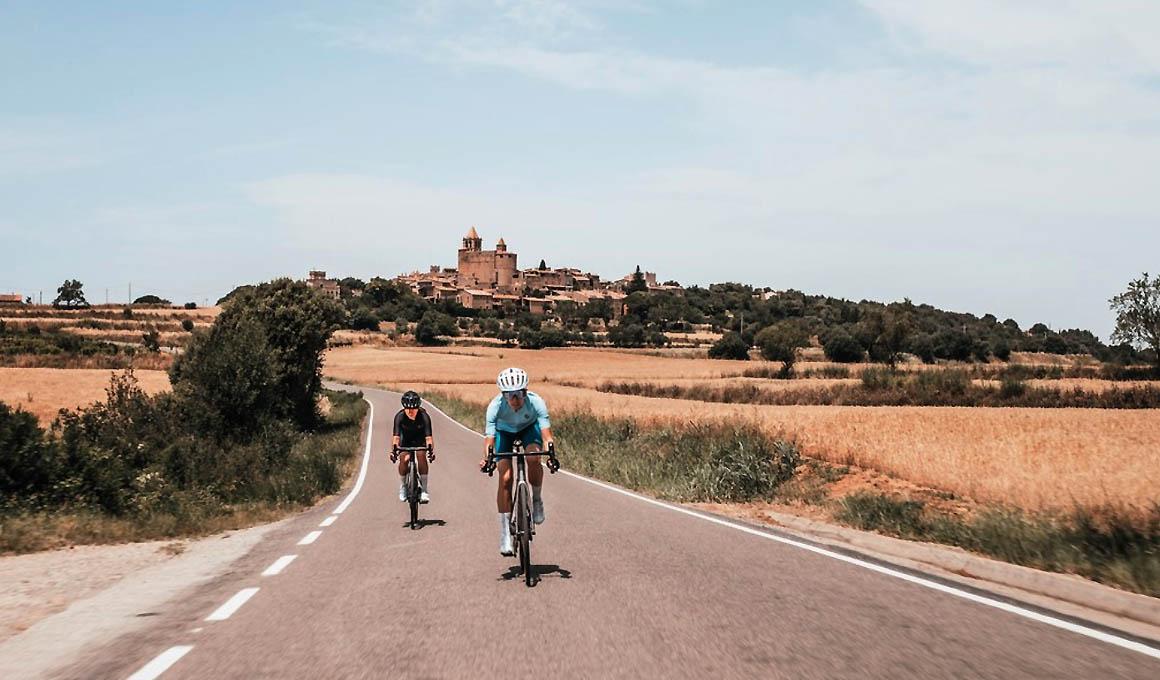 The Escape Gerona: territorio ciclista