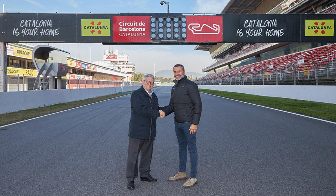 La Volta pasará por el asfalto del Circuit de Barcelona-Catalunya