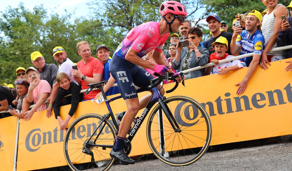 Tejay Van Garderen estará en el Tour Colombia