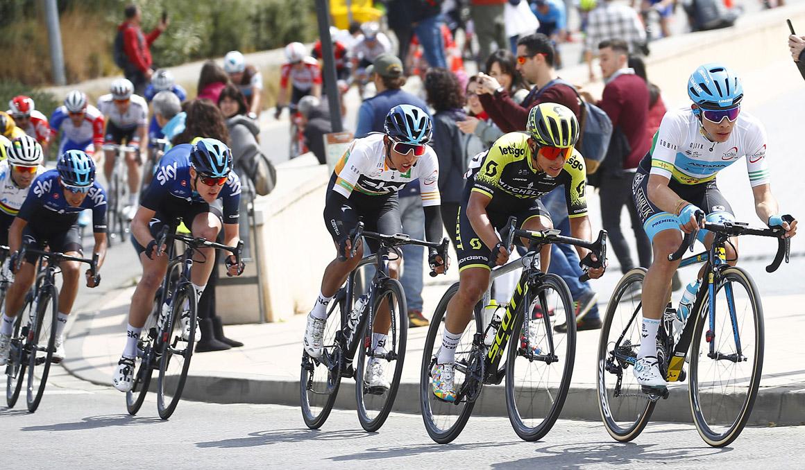 La Volta a Catalunya desvela las etapas de su 100ª edición