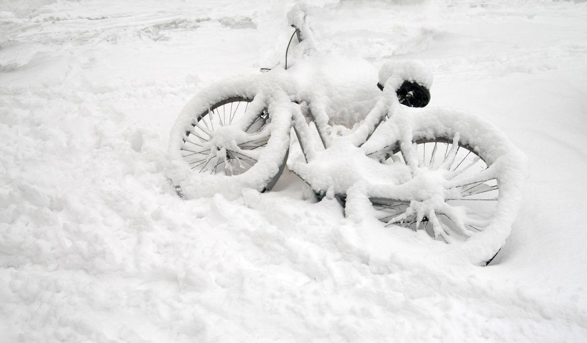 Invierno ciclista