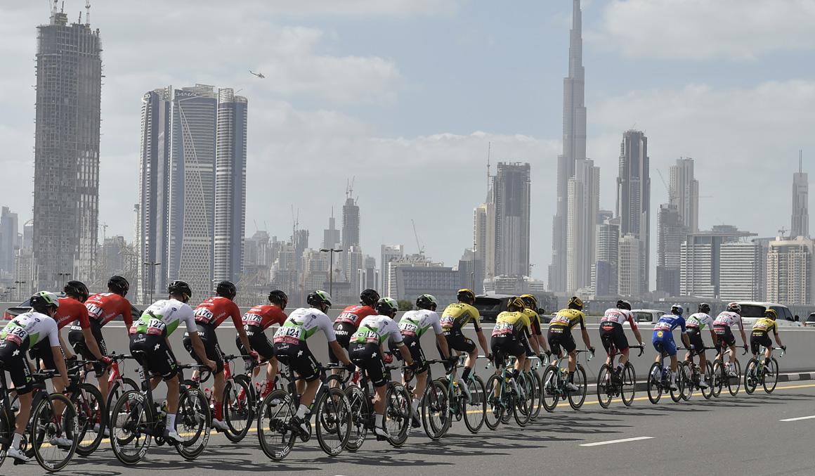 El UAE Tour 2020 presenta su recorrido