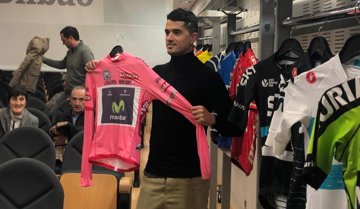 Beñat Intxausti anuncia su adiós al ciclismo tras 13 temporadas