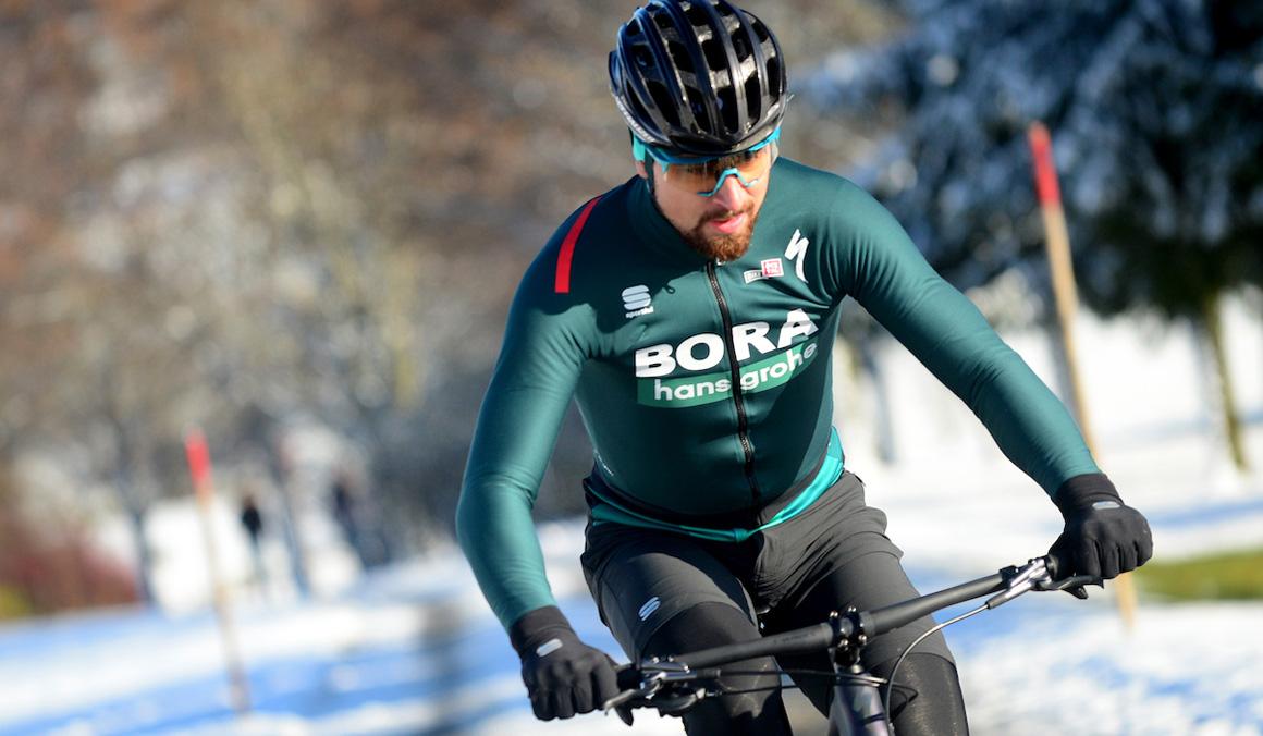 Sportful lanza la nueva colección de prendas del Bora-Hansgrohe