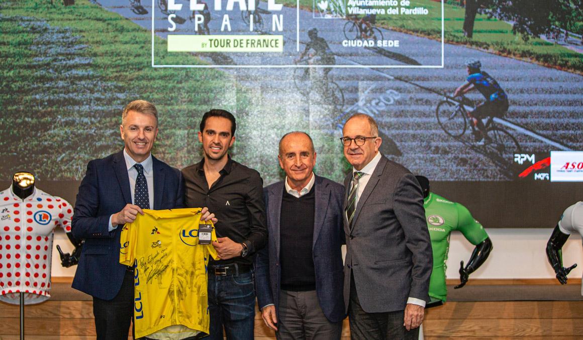 Nace L´Etape Spain, marcha cicloturista con el sello del Tour de Francia
