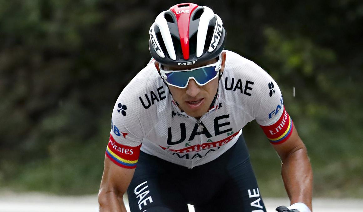"""Sergio Luis Henao: """"En el UAE me siento como un guía"""""""