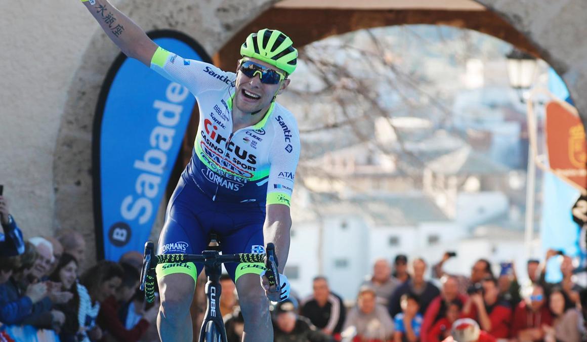 Vuelta a Murcia: Meurisse culmina una fuga consentida de la que saldrá el ganador final