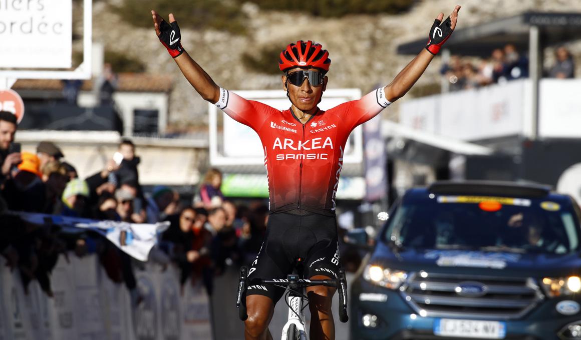 La Provence: Quintana domina en el Ventoux para hacerse con el liderato