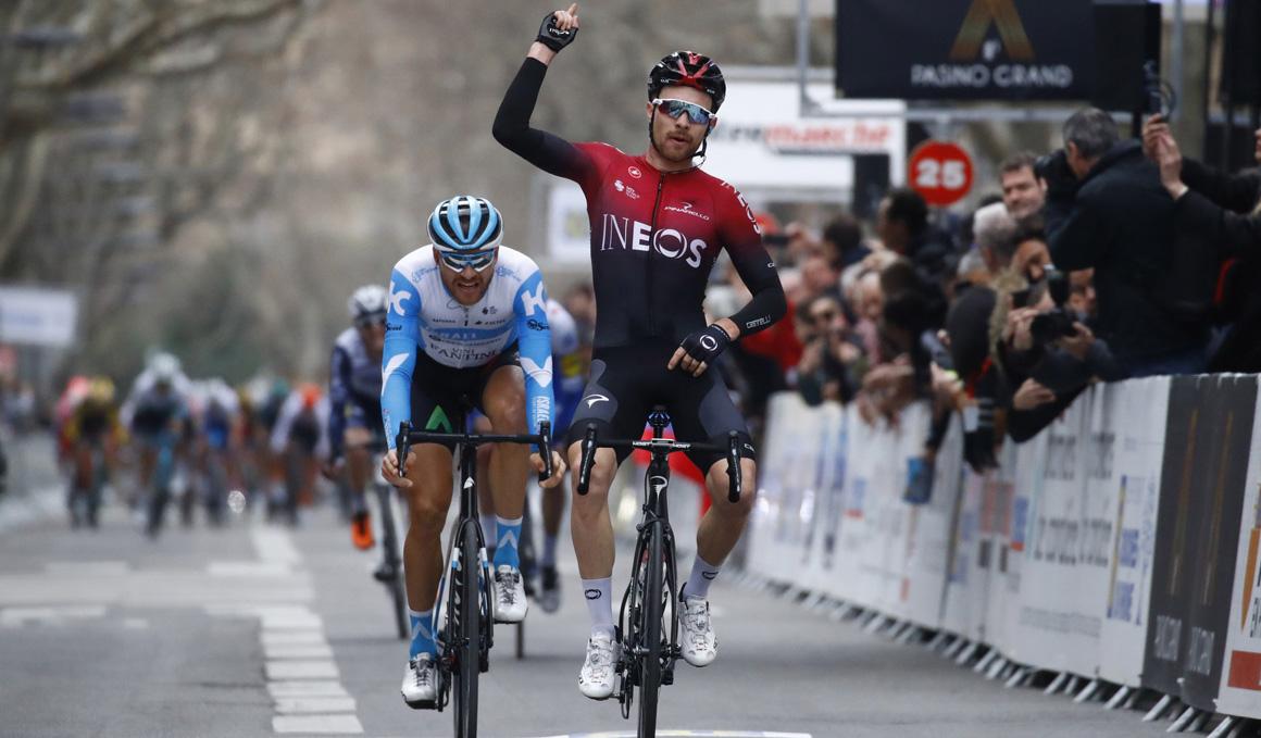 La Provence: Doull culmina la escapada del día y Quintana suma su primera ronda por etapas en 2020