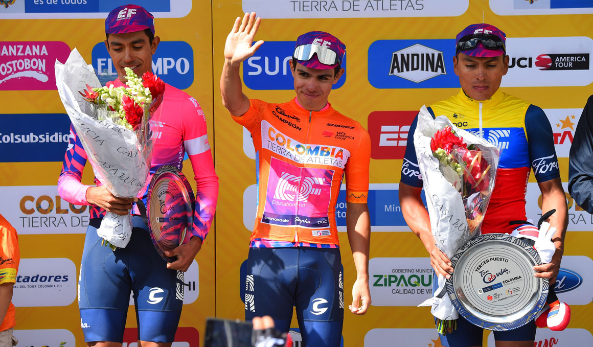 Education First hace suyo el Tour Colombia