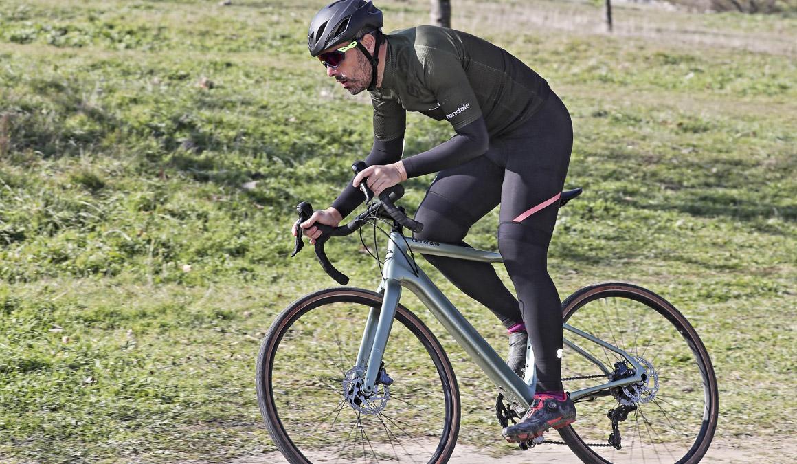 Especial Bicis Gravel: test Cannondale Topstone