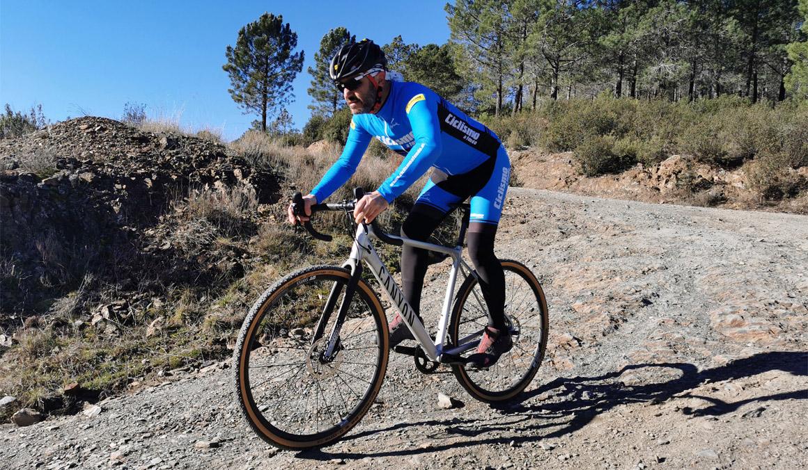 Especial Bicis Gravel: test Canyon Grail AL