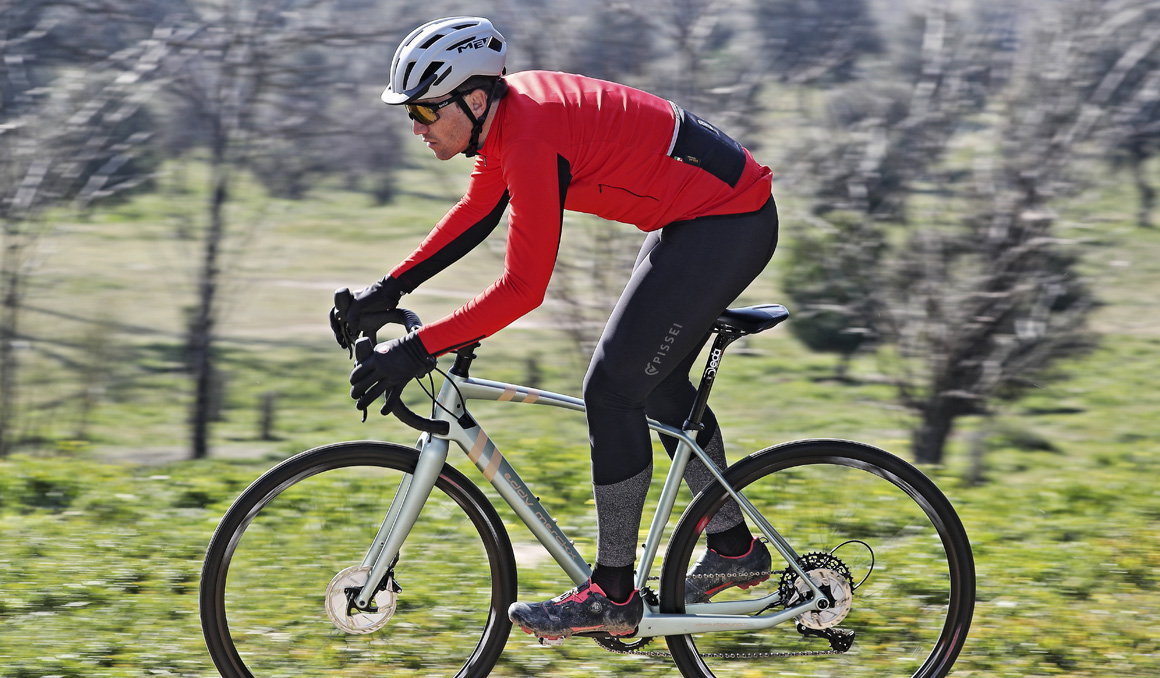 Especial Bicis Gravel: test Eddy Merckx Strasbourg71
