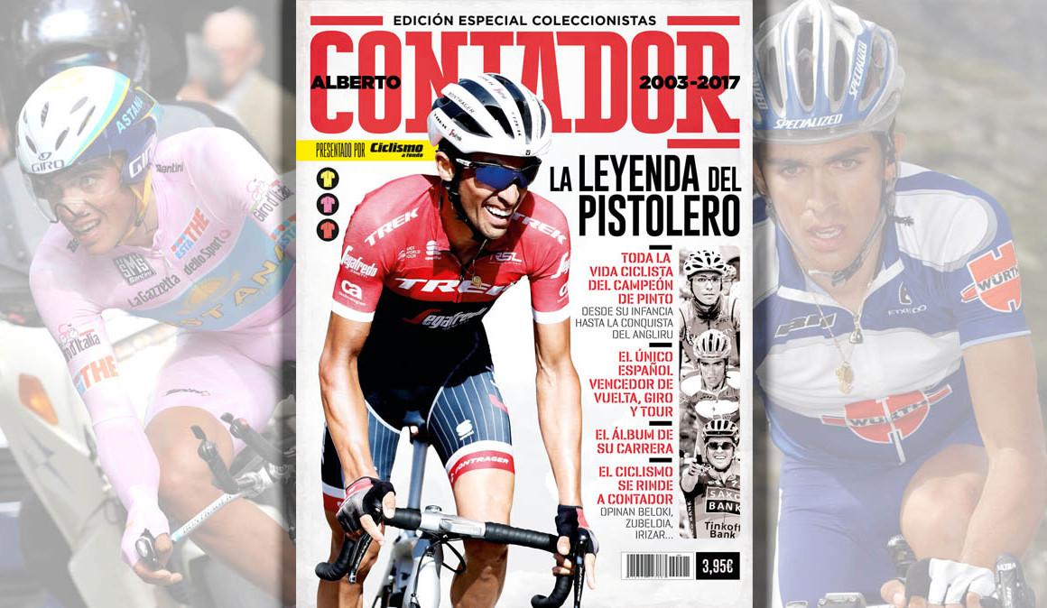 """Descarga gratis """"Contador, la leyenda del Pistolero"""""""