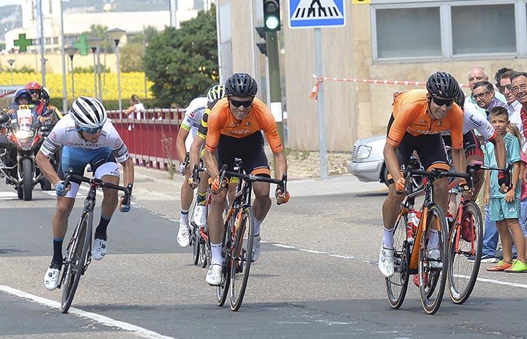 Momentos de la 40ª edición de la Vuelta a Burgos