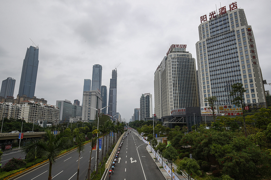 Tour de Guangxi