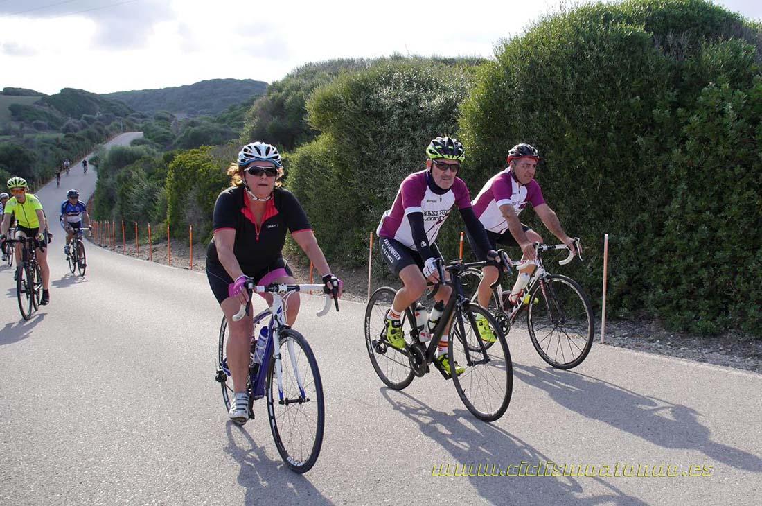 Volta Cicloturista a Menorca 1-2