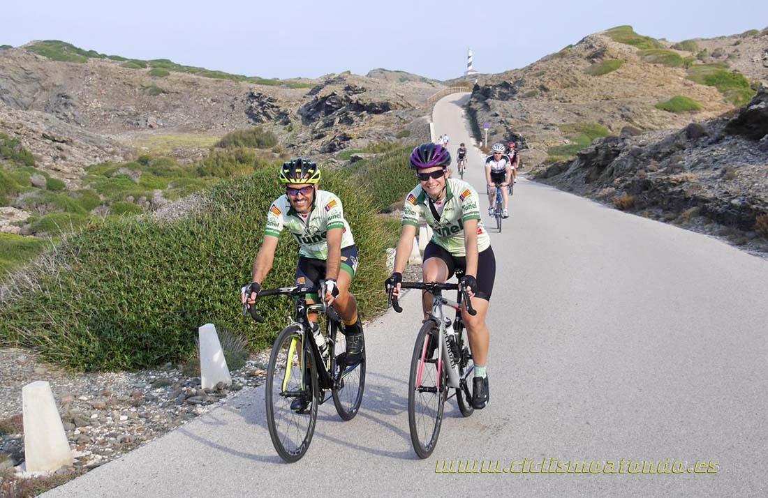 Volta Cicloturista a Menorca 1-4