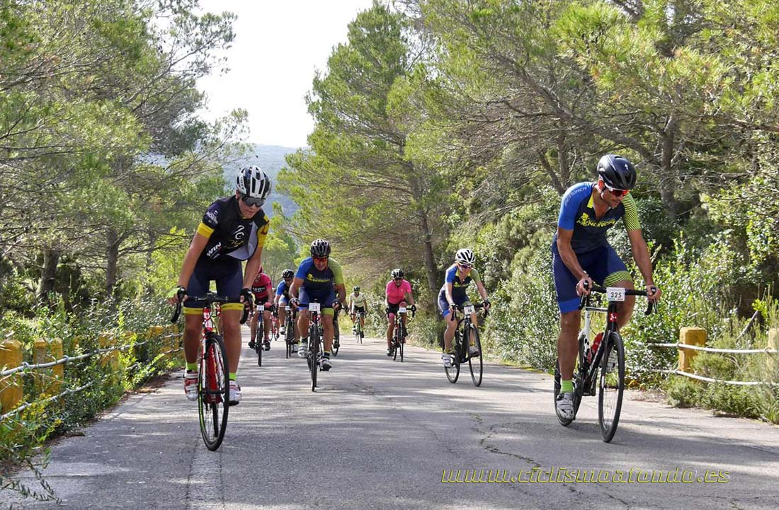 Volta Cicloturista a Menorca 2-3