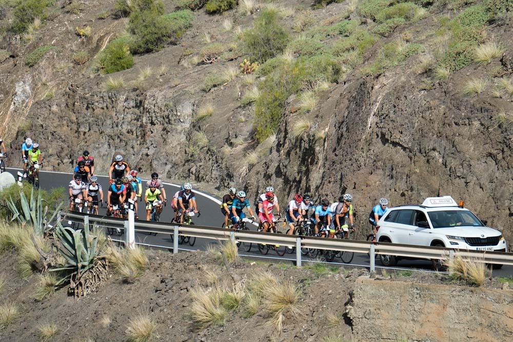 Broche de oro a la Cicloturista Gran Canaria Bike Week