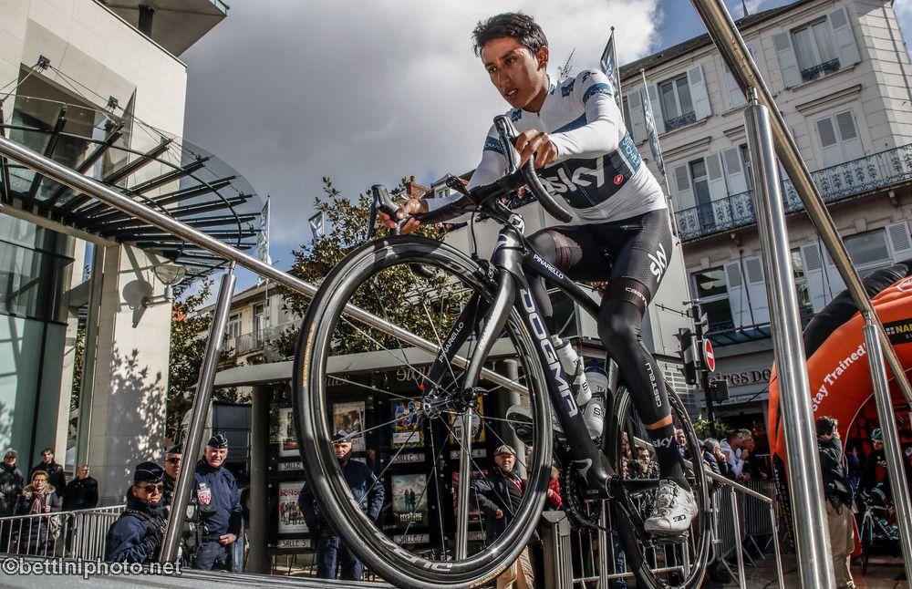 Egan Bernal: su victoria en la París-Niza en imágenes