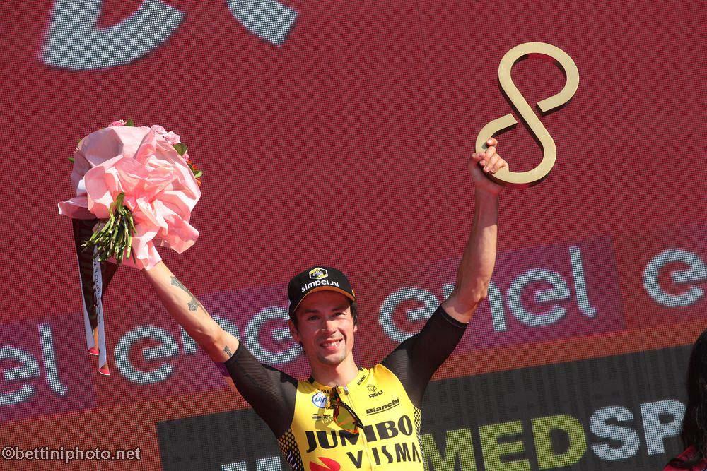 Giro: las mejores imágenes de la última etapa