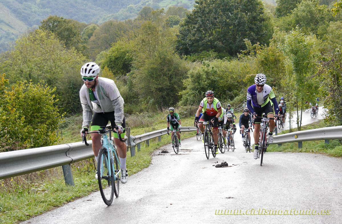 VI Marcha cicloturista Cabrales 2