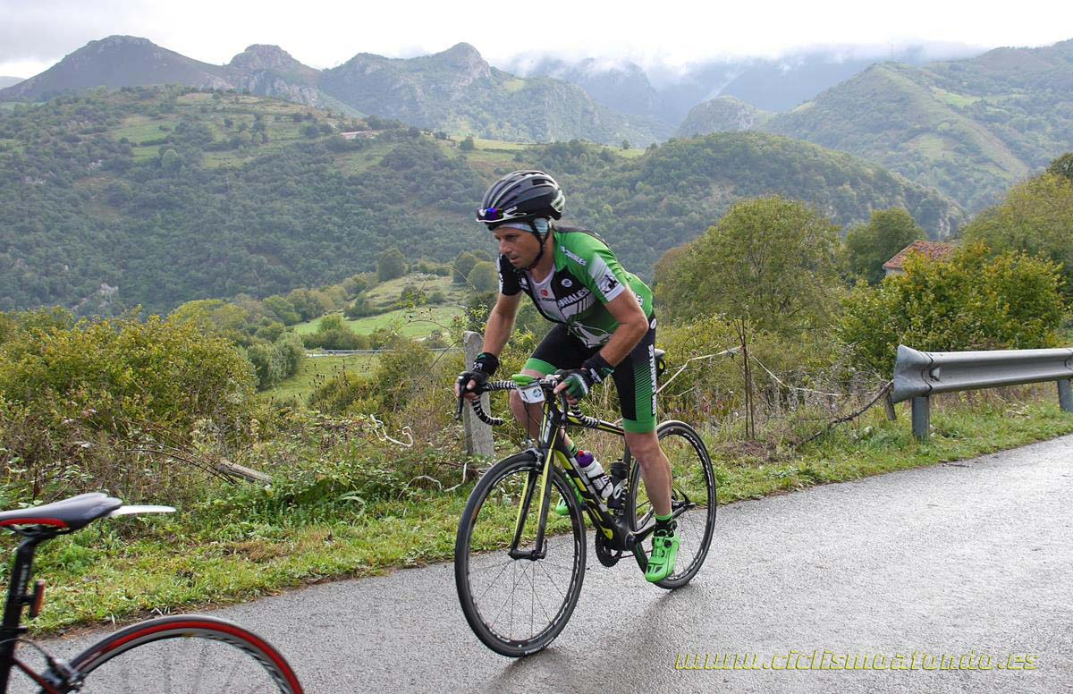 VI Marcha cicloturista Cabrales 4