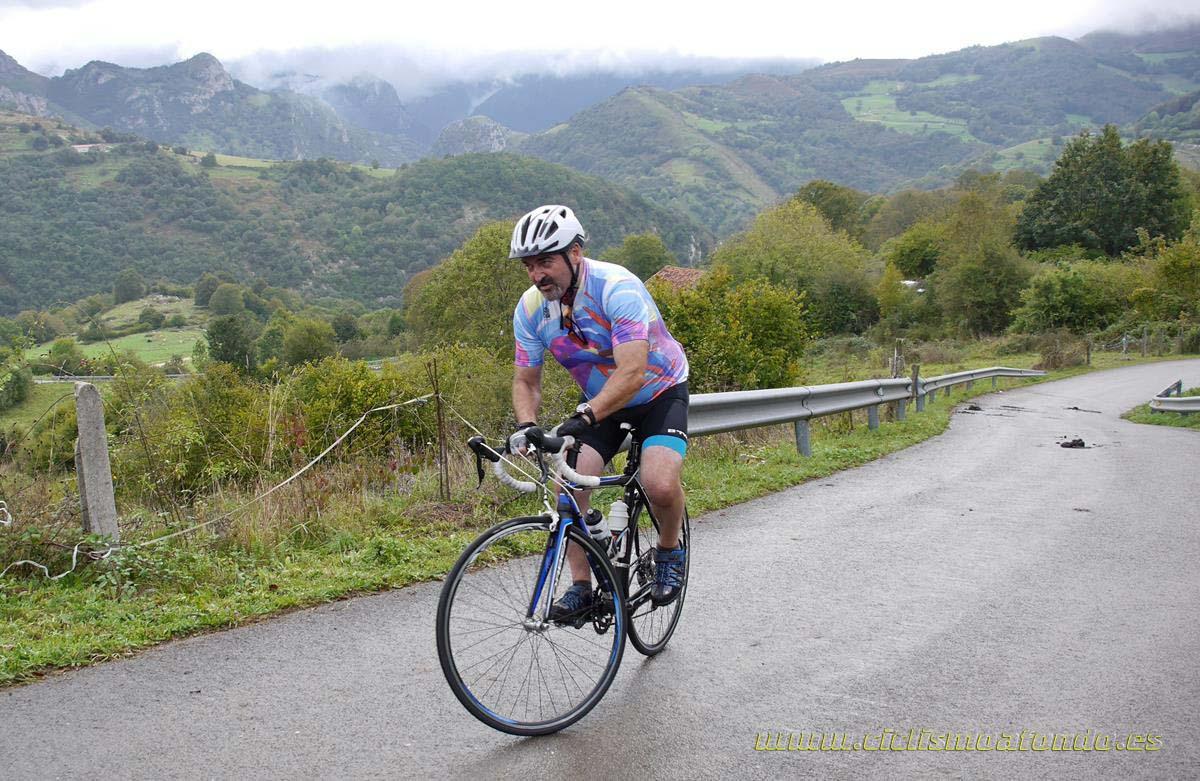 VI Marcha cicloturista Cabrales 5