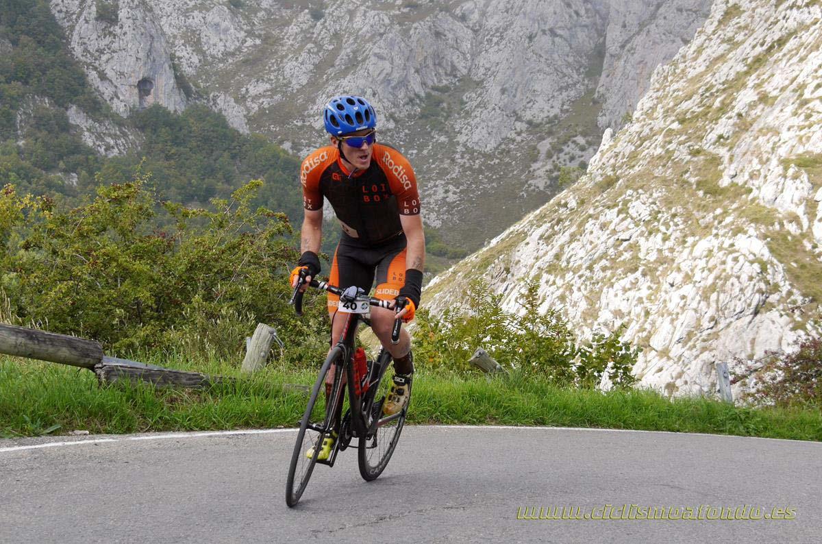 VI Marcha cicloturista Cabrales 7